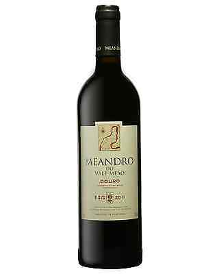 Quinta do Vale Meao Meandro Douro Tinto 2011 case of 6 Dry Red Wine 750mL