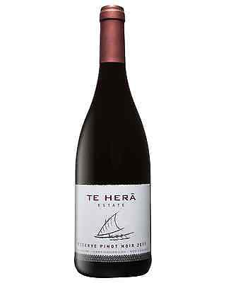 Te Hera Reserve Pinot Noir 2011 case of 6 Dry Red Wine 750mL Martinborough