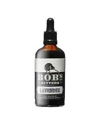 Bob's Lavender Bitters 100mL bottle
