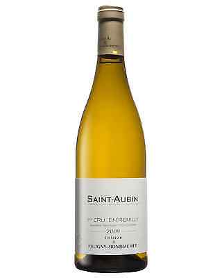 Chateau De Puligny Montrachet Saint Aubin En Remilly 1er Cru 2009 bottle Wine