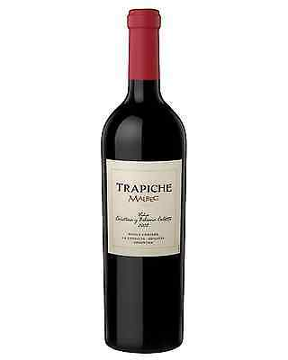 Trapiche Single Vineyard Malbec Coletto 2008 bottle Dry Red Wine 750mL Mendoza