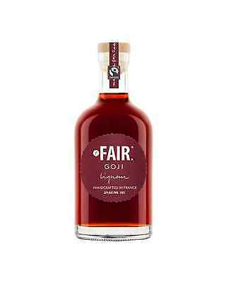 FAIR Goji berry liqueur 350mL case of 6 Fruit Liqueur Fruit Liqueurs