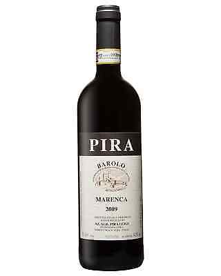 Luigi Pira Barolo Marenca 2009 bottle Nebbiolo Dry Red Wine 750mL Piedmont