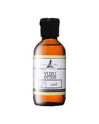 Miracle Mile Yuzu Bitters 118mL bottle