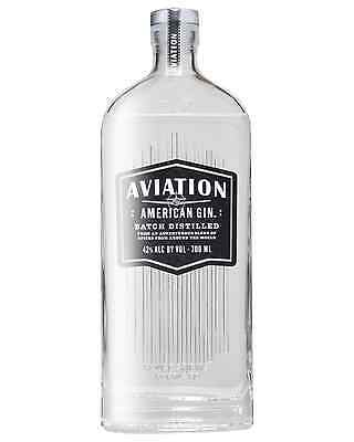 Aviation Gin 700mL bottle