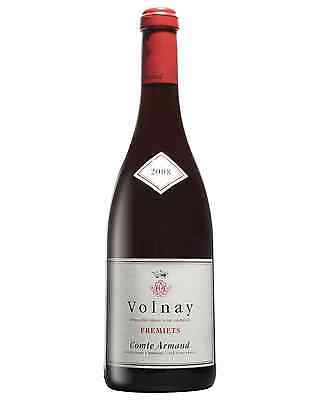 Comte Armand Volnay Les Fremiets 1er Cru 2008 bottle Pinot Noir Dry Red Wine