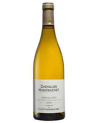 Chateau De Puligny Montrachet Chevalier Montrachet Grand Cru 2009 case of 1 Wine