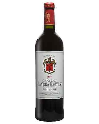 Chateau Langao Barton Saint Julien Grand Cru Class 2007 case of 12 Bordeaux Red