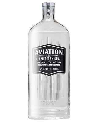 Aviation Gin 700mL case of 6