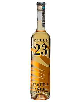 Calle 23 Anejo Tequila 750mL case of 6 Añejo Jalisco