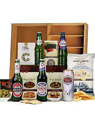 The Hamper Emporium United Nations of Beer Hamper