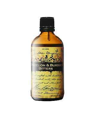 Dr Adam Elmegirab's Dandelion and Burdock Bitters 100mL bottle