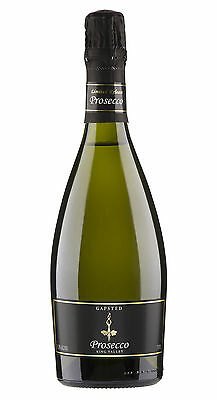 Gapsted Wines Limited Release Prosecco 2016 case of 6 Sparkling White Wine 750mL