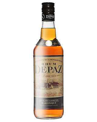 Depaz Vieux Rhum Agricole 3 Years Old 700mL case of 6 Dark Rum