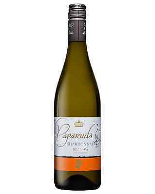 Paparuda Rezerva Chardonnay 2012 case of 6 Dry White Wine 750mL Timisoara