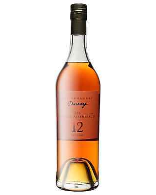Darroze Les Grands Assemblages Bas-Armagnac 12 Years Old 700mL case of 6