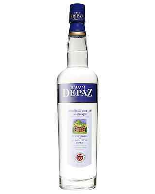 Depaz Rhum Agricole Blanc 700mL case of 6 White Rum