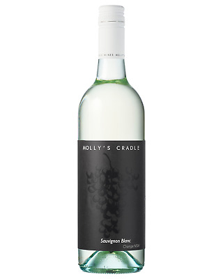 Molly's Cradle Estate Range Sauvignon Blanc 2016 case of 12 Dry White Wine 750mL