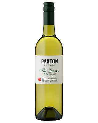 Paxton The Guesser White case of 12 Pinot Gris, Sauvignon Blanc and Chardonnay