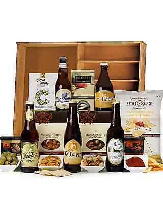 The Hamper Emporium Premium United Nations of Beer Hamper