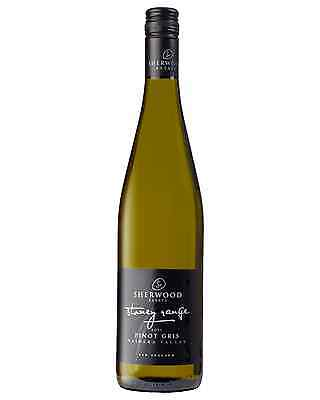 Sherwood Estate Stoney Range Pinot Gris 2016 case of 6 Dry White Wine 750mL