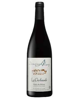 Domaine Alary La Gerbaude Cotes du Rhone 2011 case of 12 Grenache Blend Dry Red