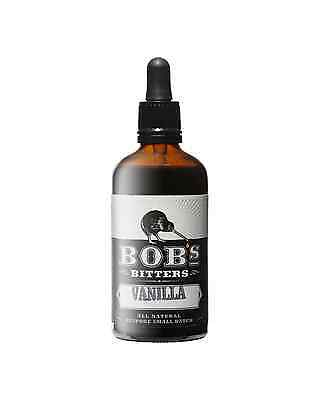 Bob's Vanilla Bitters 100mL bottle