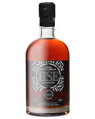 Habitation St Etienne VSOP Rhum Agricole 6 Years Old 700mL case of 6 Dark Rum