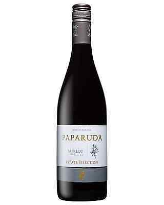 Paparuda Merlot 2012 case of 6 Dry Red Wine 750mL Timisoara