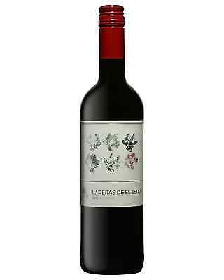 El Seque  Laderas de el Seque Monastrell Blend 2013 case of 6 Dry Red Wine 750mL