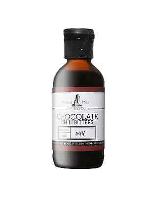 Miracle Mile Chocolate/Chili Bitters 118mL bottle