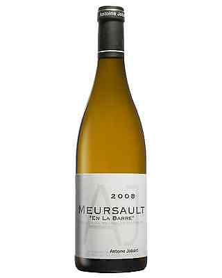 Domaine Antoine and Francois Jobard Meursault En la Barre 2008 bottle Chardonnay