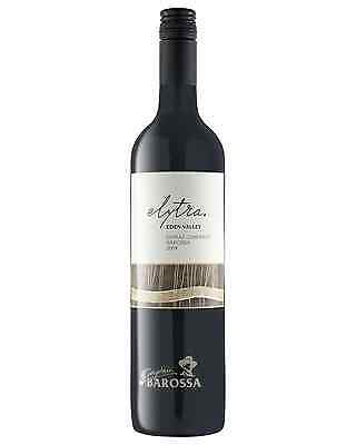 Captain Barossa Elytra Shiraz Cabernet case of 12 Dry Red Wine 750mL