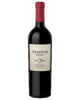 Trapiche Single Vineyard Malbec F Villafane 2008 case of 6 Dry Red Wine 750mL