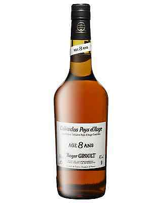 Roger Groult Calvados Pays D'Auge 8 Years Old 700mL bottle