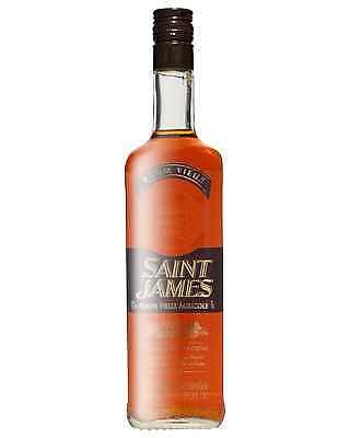 Saint James Extra Old Rhum Agricole 700mL bottle Dark Rum