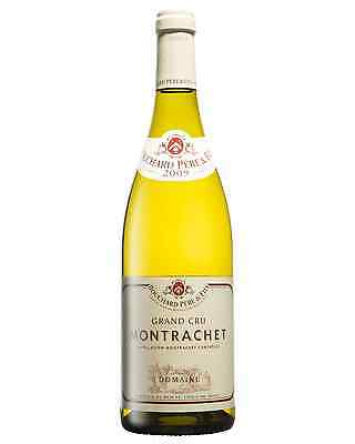 Bouchard Pere and Fils Montrachet Grand Cru 2009 bottle Chardonnay Dry White