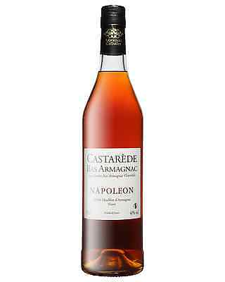 Castarede Napoleon Armagnac 15 Years Old 700mL case of 6