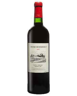 Chateau Le Tertre Roteboeuf Saint milion Grand Cru 2001 case of 1 Bordeaux Red
