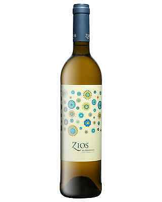 Pazos de Lusco Zios 2013 case of 12 Albarino Dry White Wine 750mL Rias Biaxas