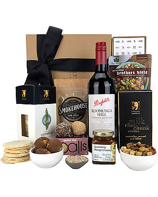 Byron Bay Gifts Wine & Dine Hamper