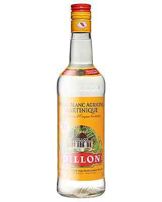 Dillon Rhum Agricole Blanc 700mL case of 6 White Rum