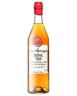 Delord VSOP Bas-Armagnac 5 Years Old 700mL bottle Armagnac