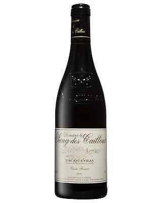 Domaine Le Sang des Cailloux Vacqueyras 2010 case of 12 Dry Red Wine 750mL