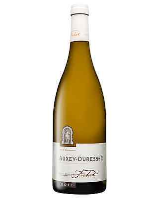 Jean-Philippe Fichet Auxey Duresses 2011 bottle Chardonnay Dry White Wine 750mL