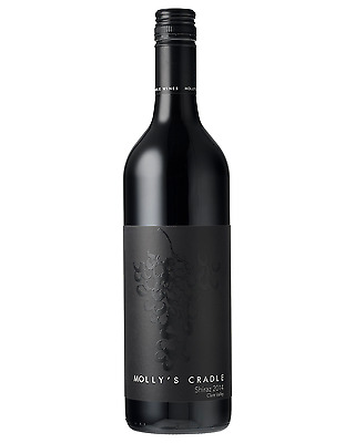 Molly's Cradle Shiraz 2017 case of 6 Dry Red Wine 750mL Hunter Valley