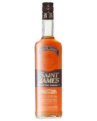 Saint James Reserve Caribbean Rhum Assemblage 3+ Years Old 700mL bottle Dark Rum