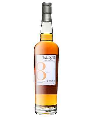 Tariquet Bas-Armagnac 8 Years Old 700mL case of 6 Armagnac