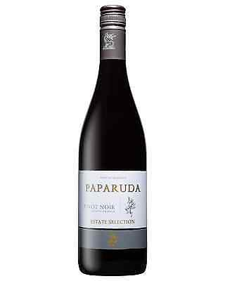 Paparuda Pinot Noir 2014 case of 6 Dry Red Wine 750mL Timisoara
