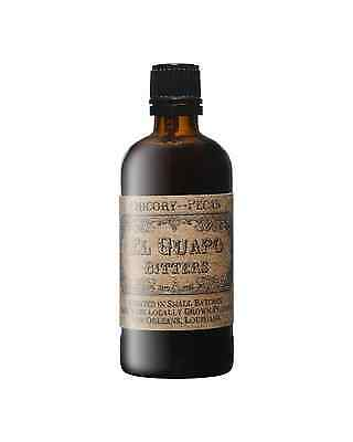 El Guapo Chicory Pecan Bitters 100mL bottle